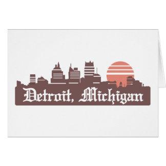 Detroit Linesky Card