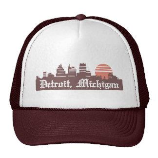 Detroit Linesky Trucker Hat