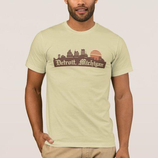 Detroit Linesky T-Shirt