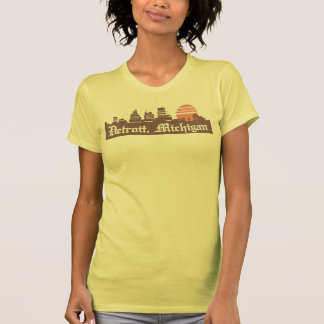 Detroit Linesky Tshirt