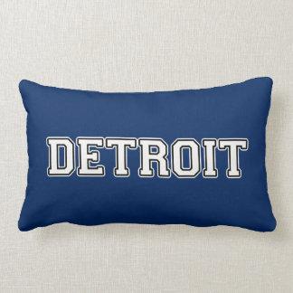Detroit Lumbar Pillow