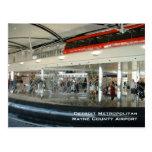 Detroit Metropolitan Wayne Country Airport Post Cards