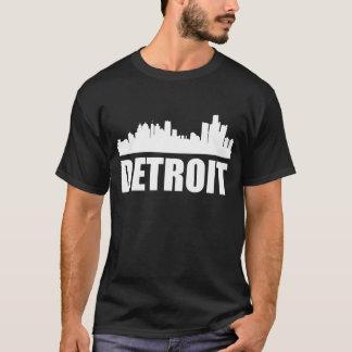 Detroit MI Skyline T-Shirt