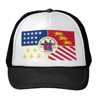 Detroit, Michigan, United States Trucker Hat