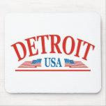 Detroit Mouse Pad