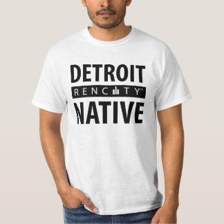 Detroit Native Tee