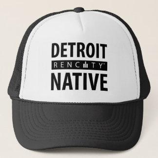 Detroit Native Trucker Trucker Hat