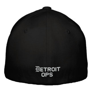 Detroit Ops - Refinery Life hat Embroidered Hat