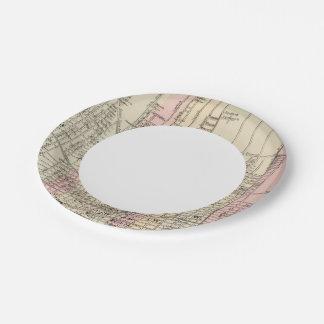 Detroit Paper Plate