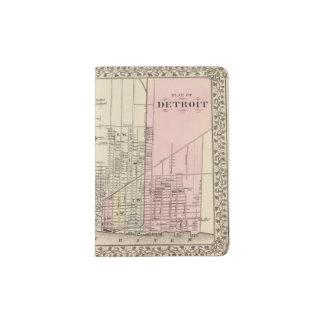 Detroit Passport Holder
