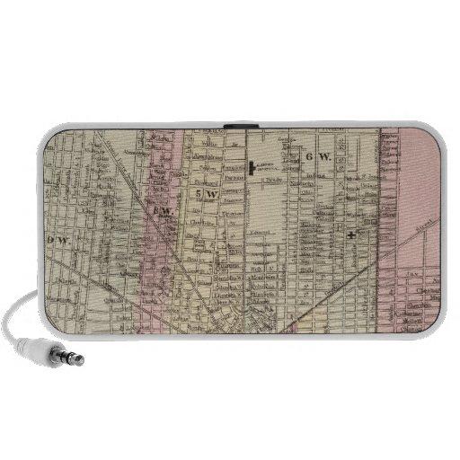 Detroit Portable Speaker