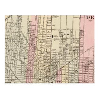 Detroit Postales