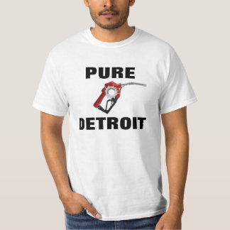 Detroit pura remera