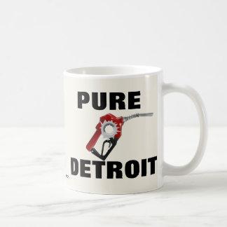 Detroit pura taza