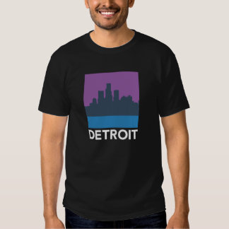 Detroit Remera