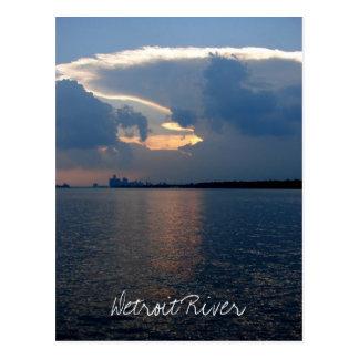 Detroit River Post Cards