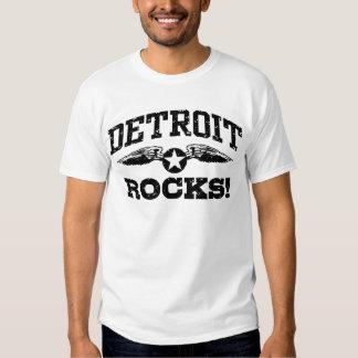 Detroit Rocks T-shirt
