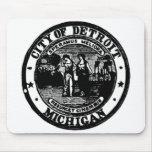 Detroit Seal Mousepads
