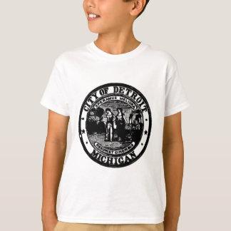 Detroit Seal T-Shirt