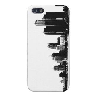 Detroit Skyline Case For iPhone SE/5/5s