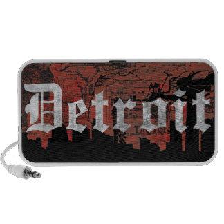Detroit Speakers