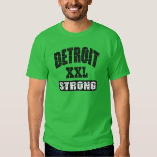 Detroit Strong T Shirts