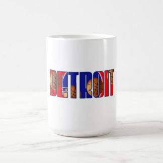 Detroit Taza De Café