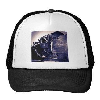 Detroit Terminal Railroad Engine #24 Trucker Hat