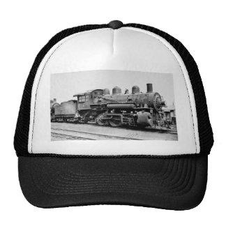 Detroit Terminal Railroad Engine #4 1938 Trucker Hat