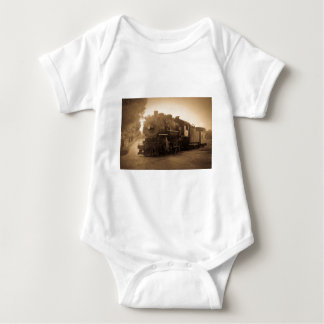 Detroit Terminal Railroad Engine at Adrian MI Tee Shirt