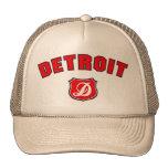 Detroit Throwback Mesh Hat