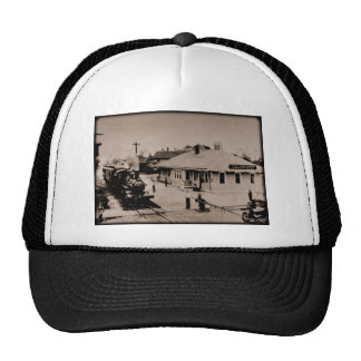 Detroit, Toledo and Ironton Railroad Trucker Hat