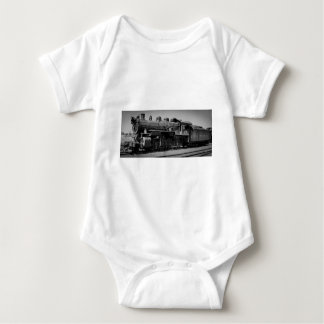 Detroit Toledo & Ironton Railroad Engine 17 Baby Bodysuit