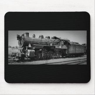 Detroit Toledo & Ironton Railroad Engine 17 Mouse Pad