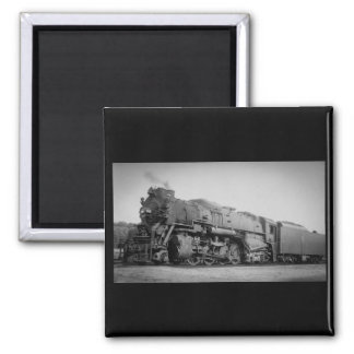 Detroit Toledo & Ironton Railroad Engine 701 Magnet
