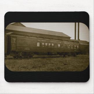 Detroit Toledo & Ironton Railroad Passenger Car Mouse Pad