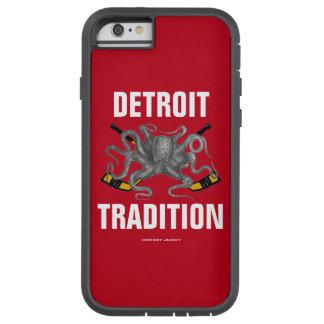 DETROIT TRADITION TOUGH XTREME iPhone 6 CASE