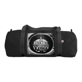 Detroit Unplugged Duffel Bag