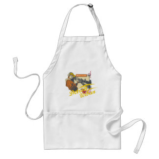 Detroit Urban T-shirts and Gifts Adult Apron