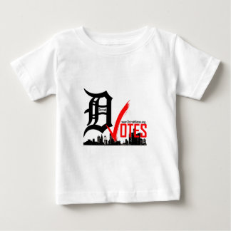 Detroit Votes Infant Tee