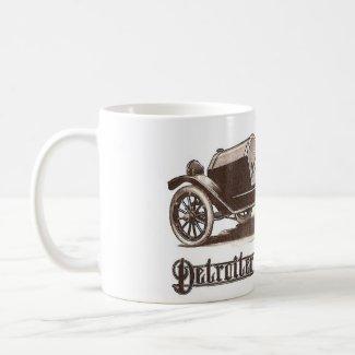 Detroiter Kangaroo ad 1914 Mug mug
