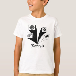 Detroit's Sports  - Winner 07.27.09 T-Shirt