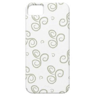 Detta Celtic Spiral iPhone 5 Cases