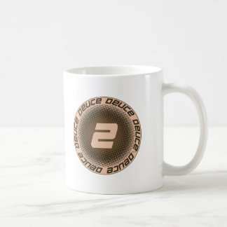 Deuce #1 coffee mug