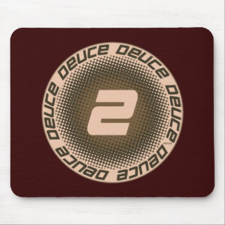 Deuce #1 mouse pad
