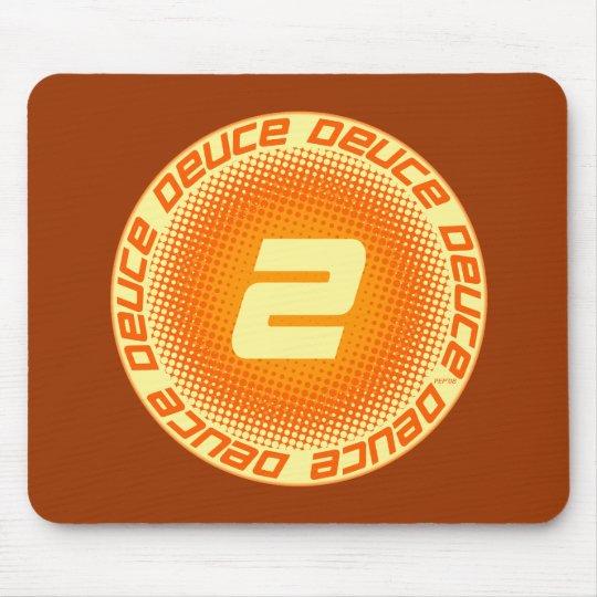 Deuce #2 mouse pad