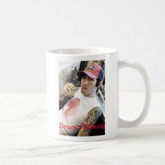 Deuce clothing mugs