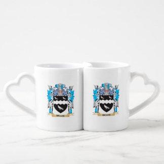 Deuce Coat of Arms - Family Crest Lovers Mug