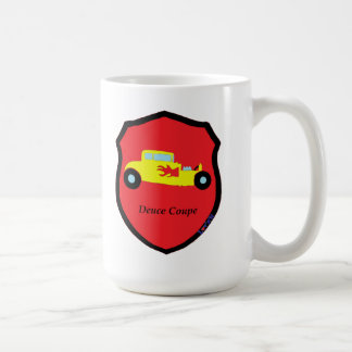 Deuce Coupe Coffee Mug