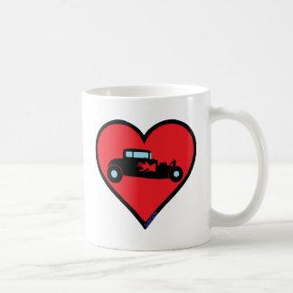 deuce coupe hot rod coffee mug